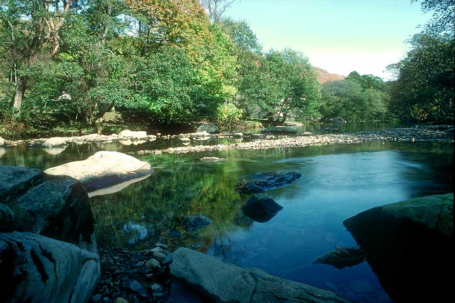 The lake district rivers