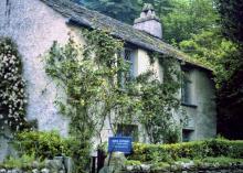 Dove Cottage, home of William Wordsworth