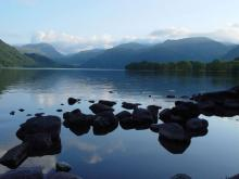Coniston Water lake