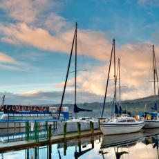 Waterhead Harbour - Ambleside