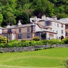 Brantwood house