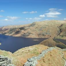 Haweswater from The Rigg