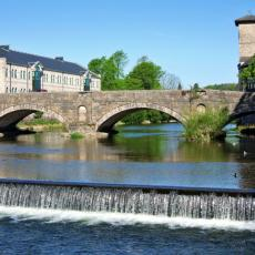 Stramongate Bridge - Kendal