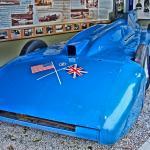 Lakeland Motor Museum, Bluebird