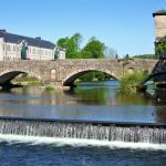 Stramongate Bridge - Kendal
