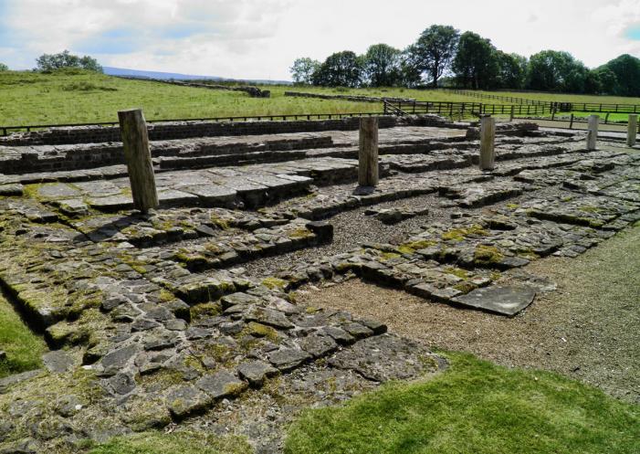 Birdoswald Fort, Hadrian's Wall