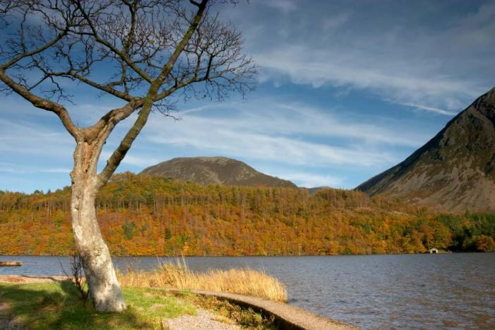 Crummock Water - Autumn