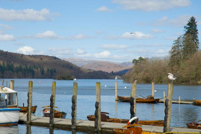 Windermere Jetties