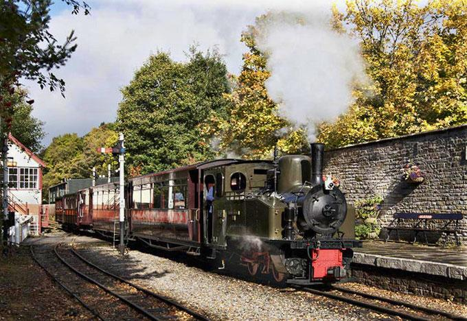 South Tynedale Steam Railway