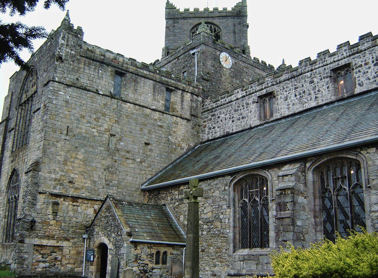 Cartmel Priory