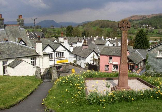 Hawkshead, Lake District