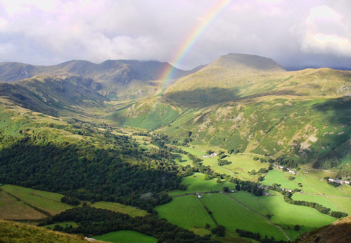 Patterdale rainbow