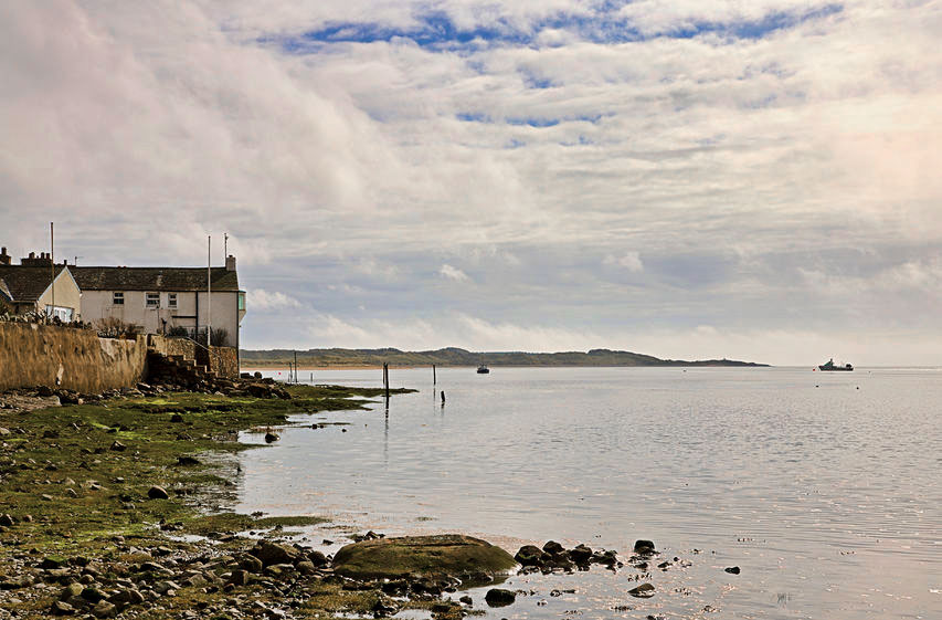 Ravenglass coast